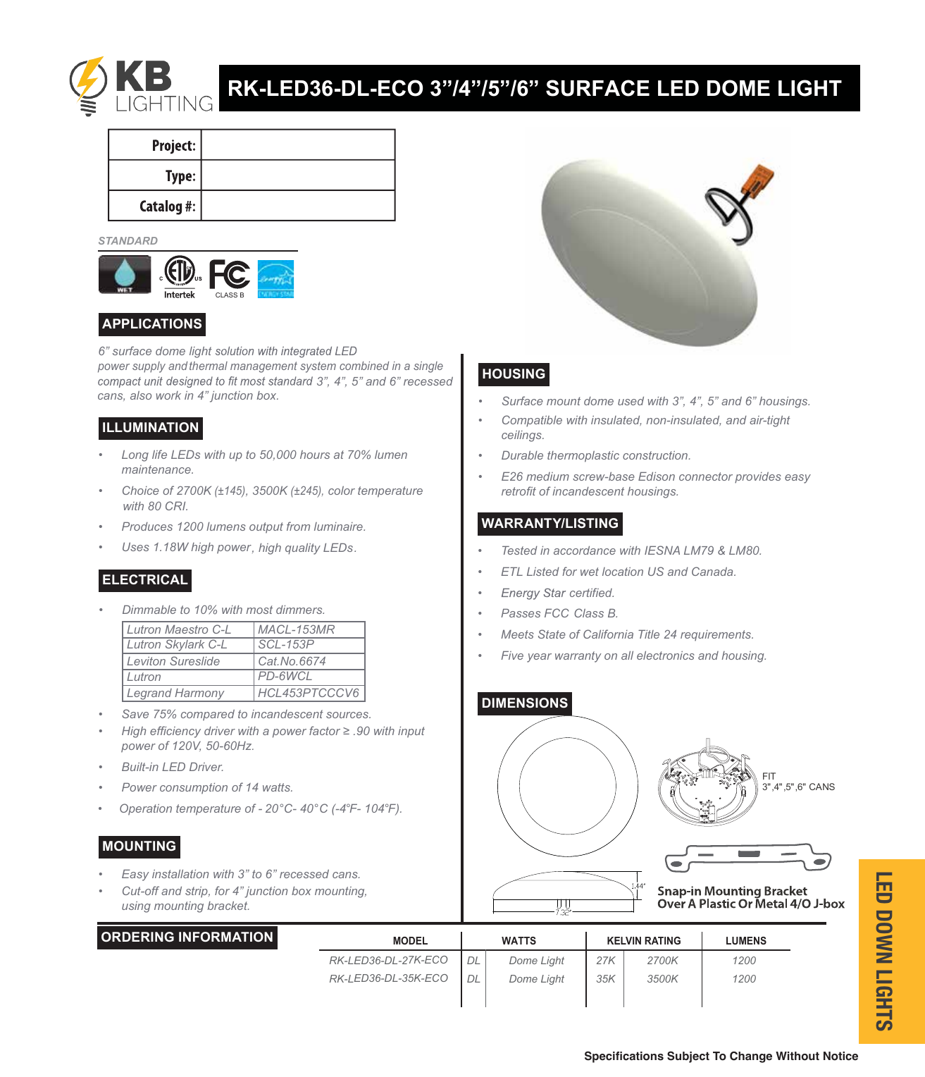 RK-LED36-DL-ECO 3